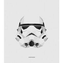 IXXI Stormtrooper wanddecoratie Star Wars