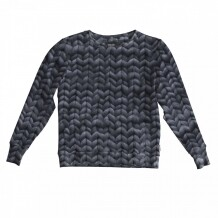 Snurk Sweater Dames Twirre Steel Grey