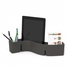 Vitra S-Tidy organizer dark grey