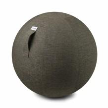 Vluv Stov zitbal Greige grijs bruin 70-75 cm