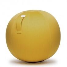 Vluv Leiv zitbal Mustard-H 70-75 cm