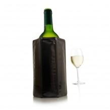 Vacuvin Active Wijnkoeler Zwart