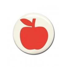 Wonderwall magneet Appel rood