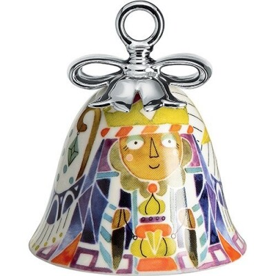 Marcel Wanders Holy Family kerstornament Balthasar voor Alessi