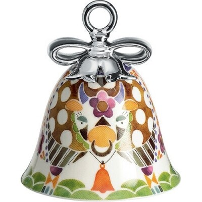 Marcel Wanders Holy Family kerstornament Os voor Alessi