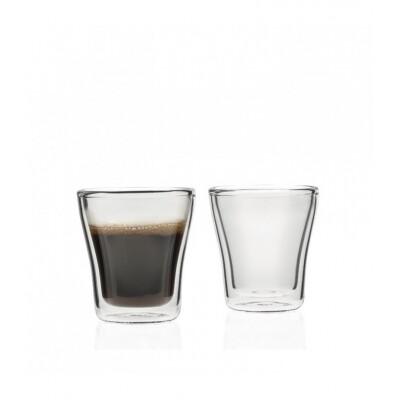 Leonardo Duo set dubbelwandige glazen 75 ml
