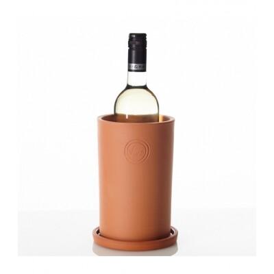 Leonardo terracotta wijnkoeler Gusto
