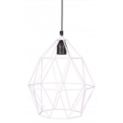 Wire hanglamp Kidsdepot wit