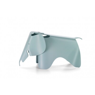Vitra Eames Elephant Small ijsgrijs