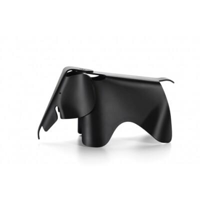 Vitra Eames Elephant Small diep zwart
