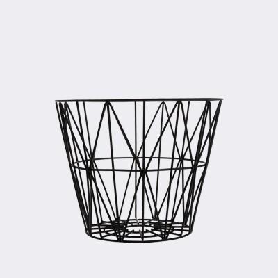 Ferm Living Wire Basket mand S (40 x 35 cm)