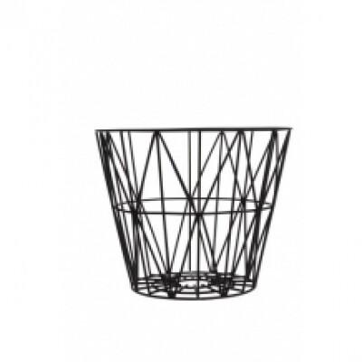 Ferm Living Wire Basket M mand M (50 x 40 cm)