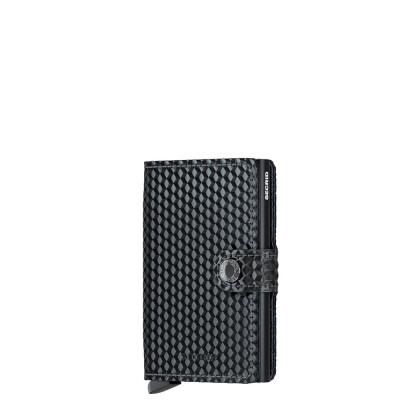 Secrid Mini wallet Cubic Black