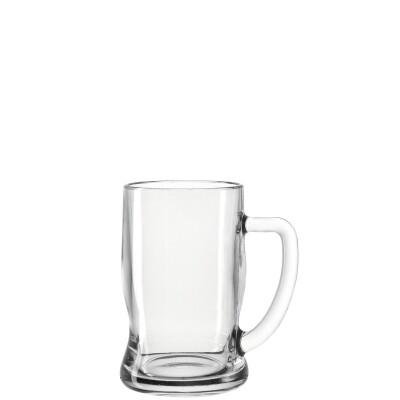 Leonardo Taverna Bierglazen met handvat 0,33 ltr  2 stuks