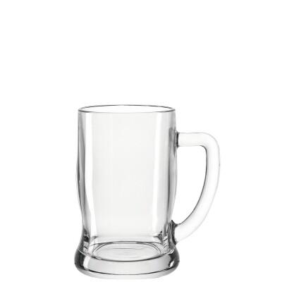Leonardo Taverna Bierglazen met handvat 0,5 ltr  2 stuks