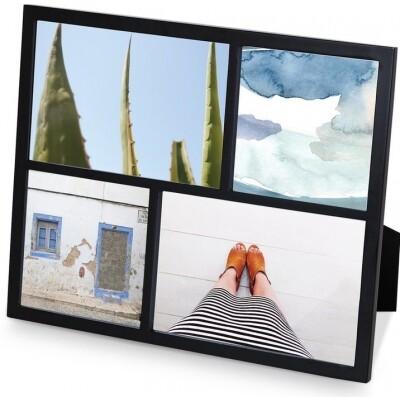 Umbra Senza Multi Frame fotolijst zwart