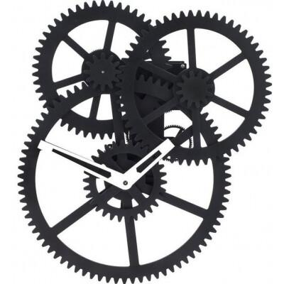 Kikkerland wandklok Triple Gear