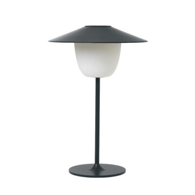 Blomus LED lamp Ani lamp magnet grey