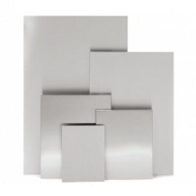 Blomus rvs magneetbord-50 x 60