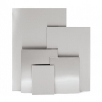 Blomus rvs magneetbord-75 x 115