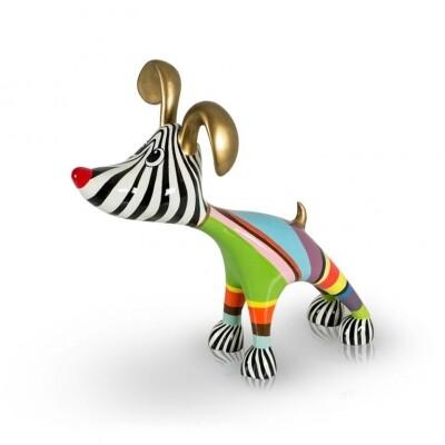 Niloc Pagen Stretching Dog Billie M MCG