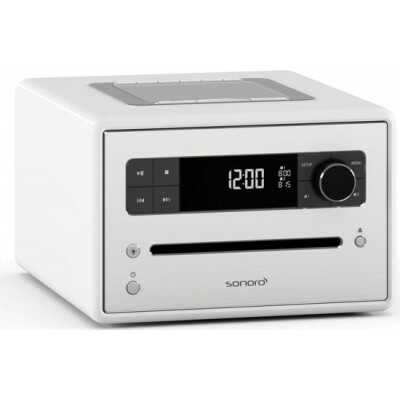 Sonoro audio CD2 radio cd speler wit