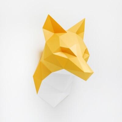 Assembli vos paper kit DIY trofee