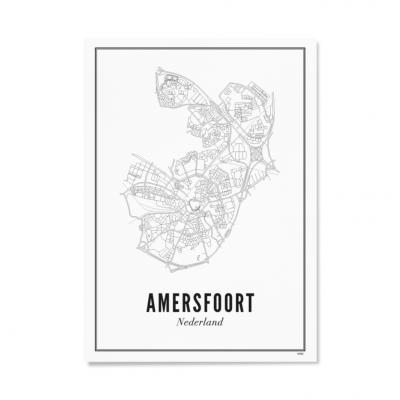Wijck ansichtkaart Stad Amersfoort