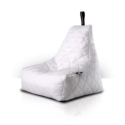 B-Bag zitzak Quilted wit