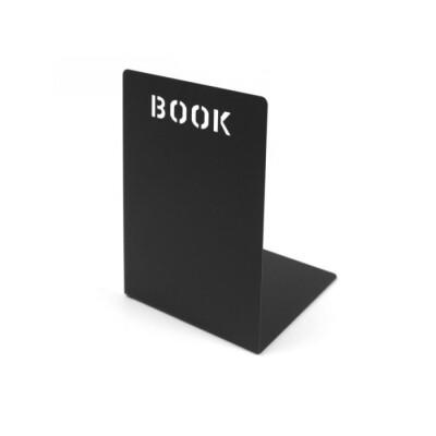 Trendform Bookend boekensteun zwart