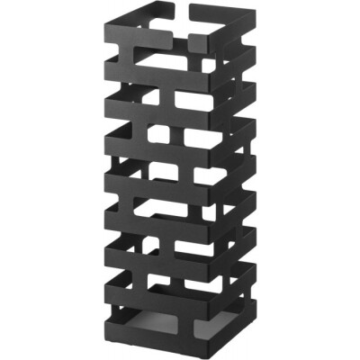 Yamazaki Brick paraplubak zwart vierkant