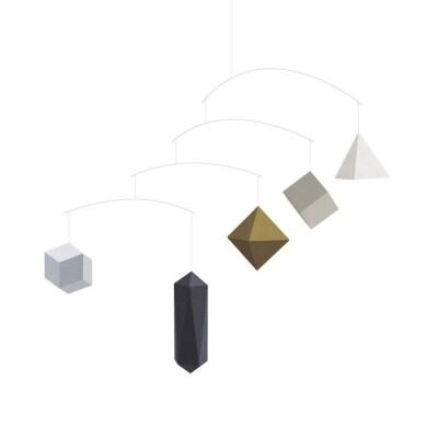 DIY Mobile metallic Small Good Things