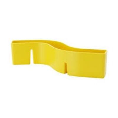 Vitra S-Tidy organizer geel