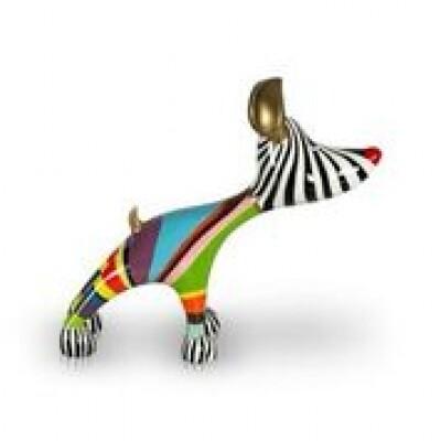Niloc Pagen Stretching Dog Billie MCG
