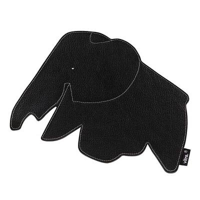 Vitra Elephant muismat Jongerius zwart