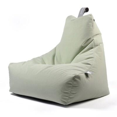 B-Bag zitzak Extreme Lounging pastel groen