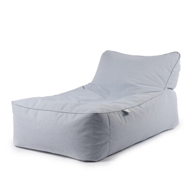 B-Bed lounger Pastel Blauw incl. kussen Extreme Lounging
