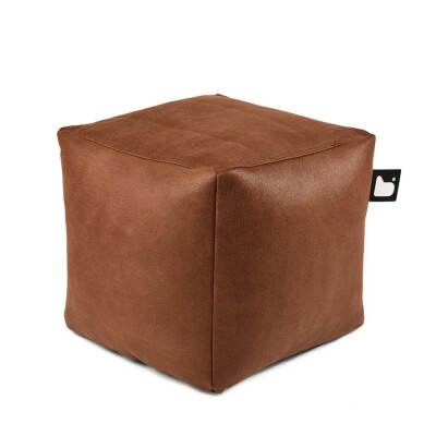 Extreme Lounging B-Box poef Indoor chestnut