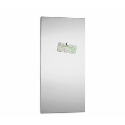 Blomus rechthoekig magneetbord 40x80 cm