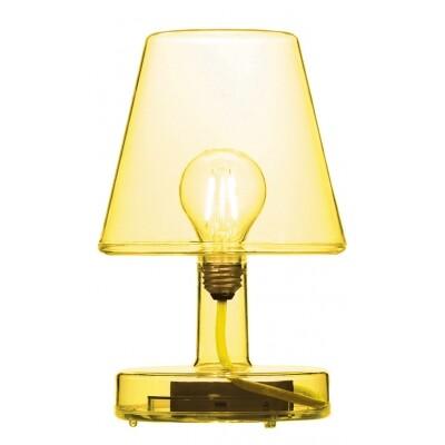 Fatboy Transloetje tafellamp geel
