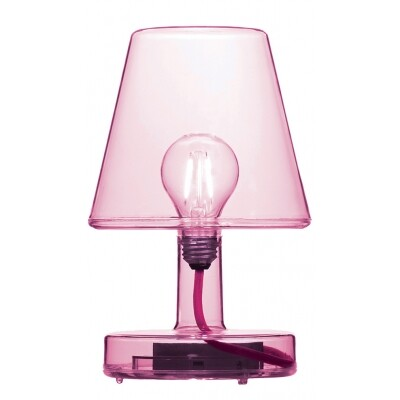 Fatboy Transloetje tafellamp roze