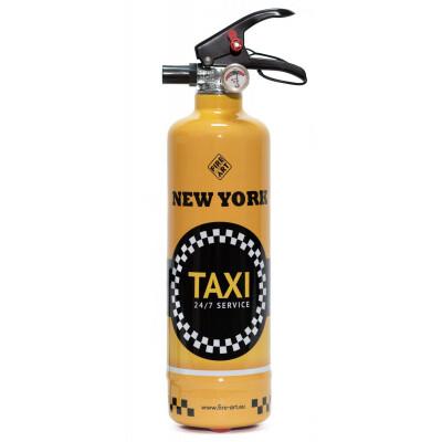 Fire-Art brandblusser Taxi New York 1Kg