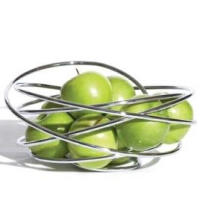 Fruitloop fruitschaal