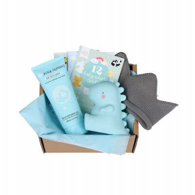 Baby gift box: Welcome little boy - A Little lovely company