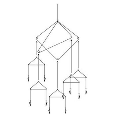 Kikkerland fotomobiel Geometric