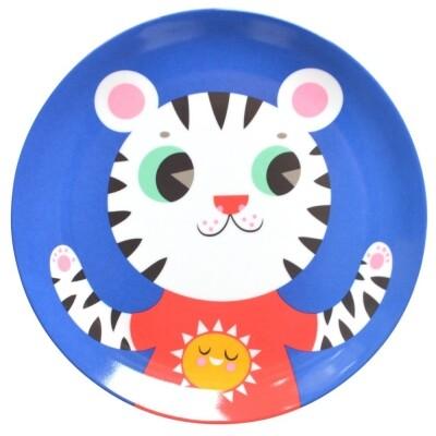 Helen Dardik kinderbord tijger
