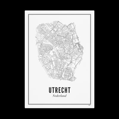 Wijck ansichtkaart Stad Utrecht