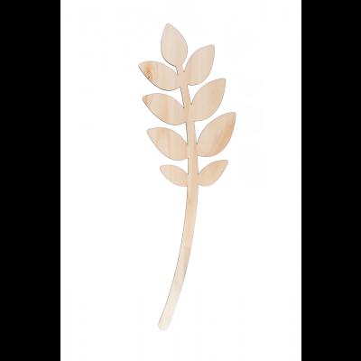 Design Vires houten Honingboom blad