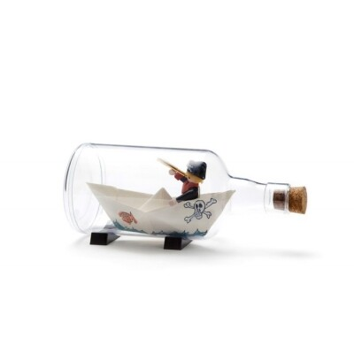 Impossible bottle Peleg design