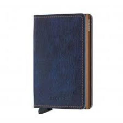 Secrid Slim wallet Indigo 5 portemonnee